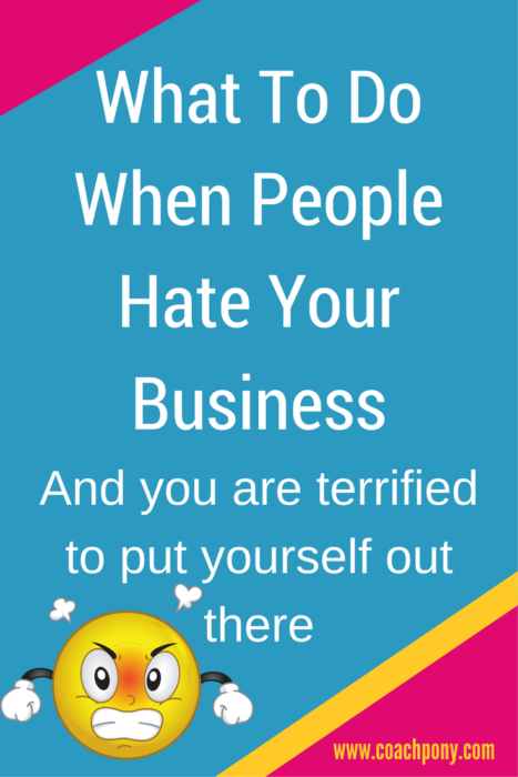 People hate your business | coaching business tips | entreprenuer