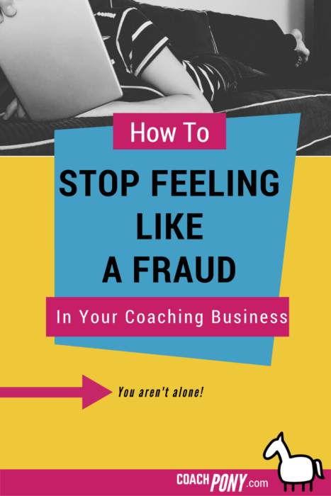 How to stop feeling like a fraud | Business Tips | Coaching Business