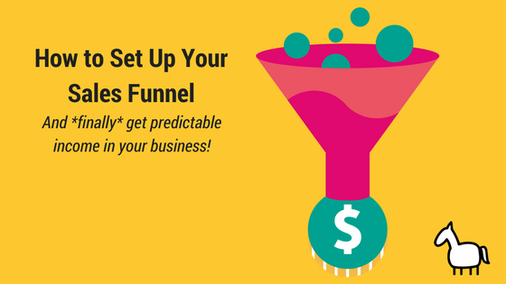 How to build a sales funnel in your coaching business