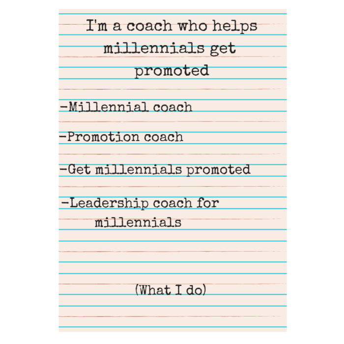 What Should You Name Your Coaching Business? (The PRESSURE!)
