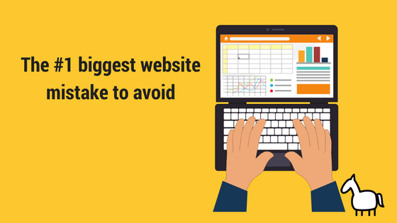 The #1 Website mistake that scares coaching clients