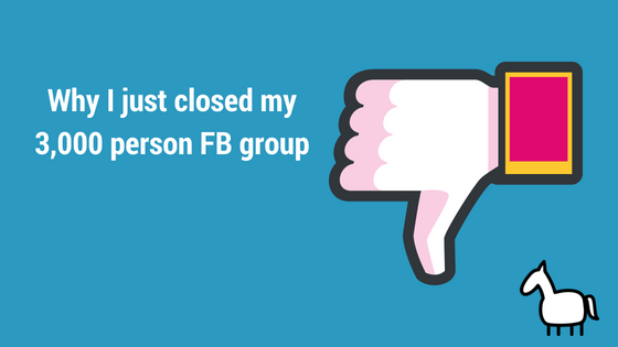 Should you start a Facebook Group?