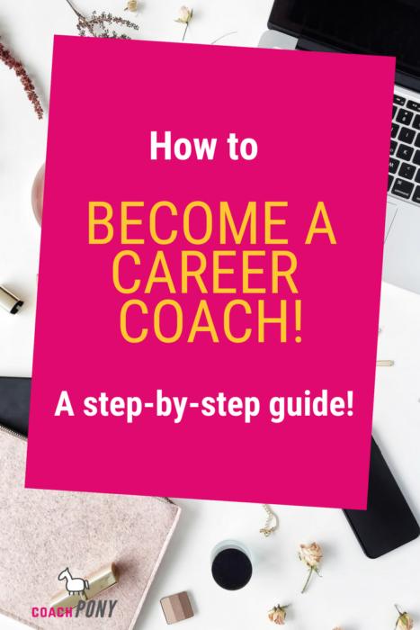 How do I become a career coach?