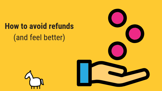 how to handle refunds as a coach