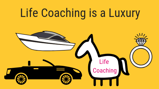 why people won't pay you for life coaching