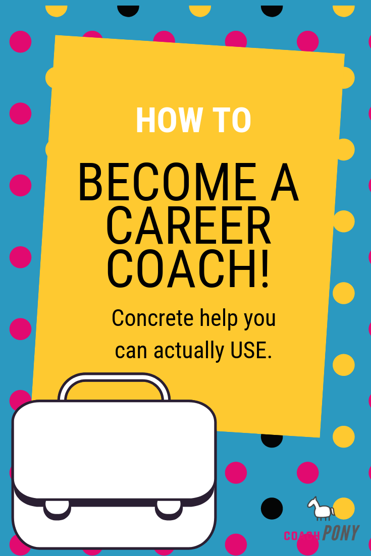 a simple guide: how to become a career coach
