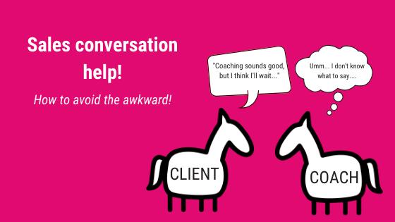 sales conversation help